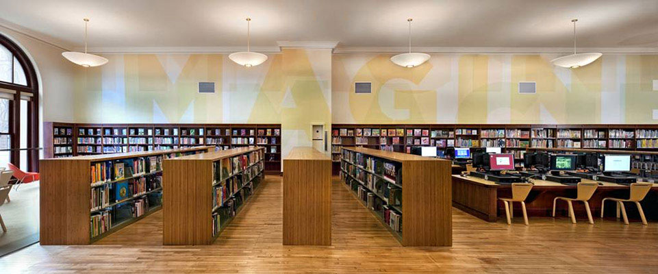 Helpern Architects | St Agnes Library