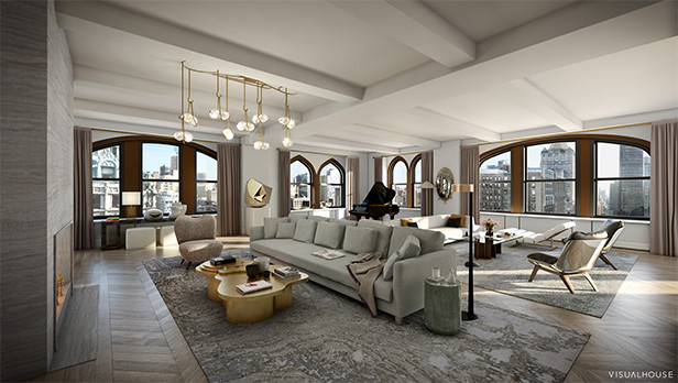 Helpern Architects 212 Fifth Avenue Condominiums